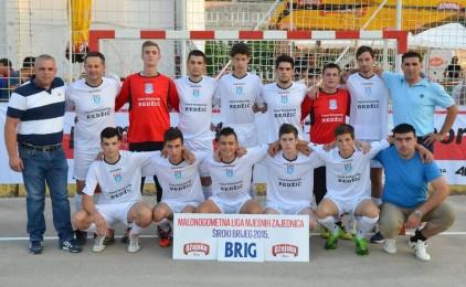 Liga MZ 2015: Momčad MZ Brig dobitnik nagrade za fair-play