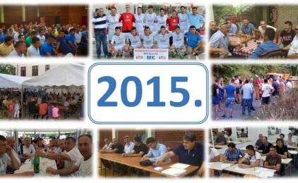 MZ Brig: Izvješće o aktivnostima u 2015. godini